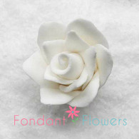 "1.25"" Gardenia - Small/Bud - White (10 per box)"