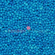Blue Nonpareils (2 ounces)