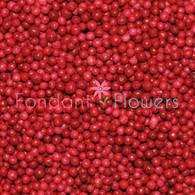 Red Nonpareils (2 ounces)