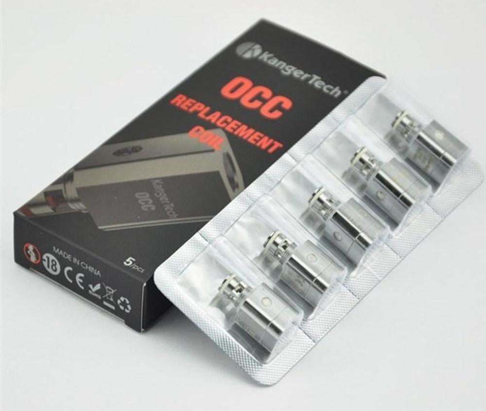 Kanger Upgrade OCC .5 ohm coil (5pk)