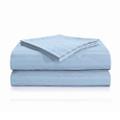 Natural Comfort Premier Hotel Select Sheet Set in Tuxedo Stripe Pattern