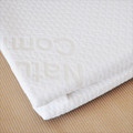 Allergy-Shield Hypoallergenic Performance Anti-bacterial Waterproof Fabric Barrier Mattress Protector