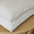 SPECIAL 4-PACK! Hotel Selection Down Alternative Microfiber Embossed Pillow Set-Firm filled