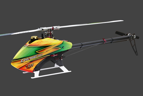 KDS Chase 360 combo kit with servos and ESC & Motor