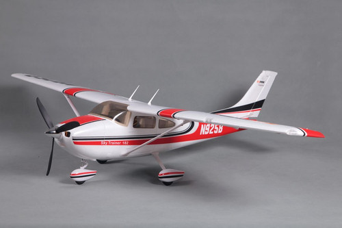 FMS 1400mm Cessna 182 MK II RTF RC plane+ 2.4Ghz radio + Flap