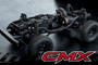 CMX 1/10 4WD Kit High Performance Off-Road Car TOYOTA LC40