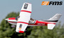 FMS 1100mm 4Ch 2.4Ghz Cessna 182 RC Airplane brushless version
