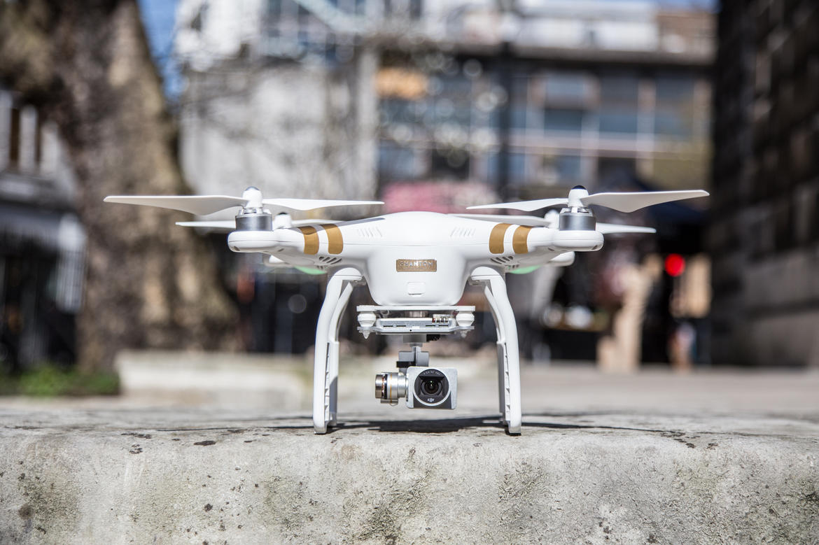 Dji Phantom 3 Professional Advanced