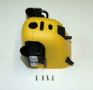 FMS Parts Cowl Yellow for 1.4M J3 ME309