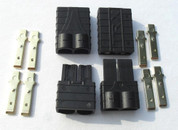 TRAXXASCONNECTOR (Male/​Female) TABS 3 Pairs