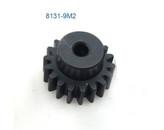 part#;8131-9M2 Motor gear -18T/lock nut(M3*3)