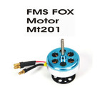FMS 2.3 Meter fox glider motor , complete with mounting