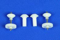 Tarot 450 PRO tail gear set TL45055