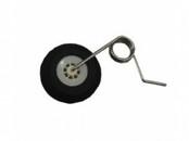 TopRC front wheel set ( spring load)