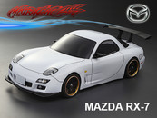 MAZDA RX-7 PC BODY SHELL