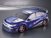 SUBARU IMRREZA WRX 10 Finished PC Body RTR