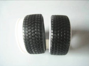 CS 1:10 Scale tyre 4pcs TY-047W
