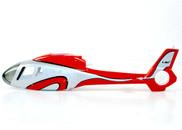 Hunter guselage Red