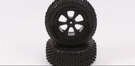 BSD 1:10 scale buggy wheel pair