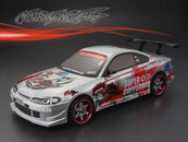 NISSAN S15 SP PC BODY SHELL with Coppermix decal sheet