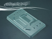MODIFIED RADIATOR GRILL FOR 1:10 TOURING CAR BODY