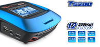 SkyRC T6200 CHARGER 12A 200Watts