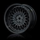MST BK-BK 501 Offset Changeable wheel set (4pcs/pack)