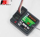 Flysky FS-iA4B AFHDS 2 4CH 2.4Ghz For Car Boat Receiver FS-iT4S FS-I4 FS-I6 FS-I10 FS-GT2E