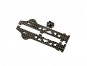KDS Kylin 250 FPV Arm support plate KF-250-16