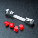 Adjustable alum. suspension mount (+1.5-+3.0) (silver)