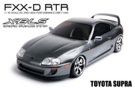 MST FXX-D 2WD Ready-to-Run chassis kit (Toyota Supra)