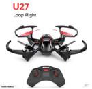 Udi U27 Invert fly Quad helicopter