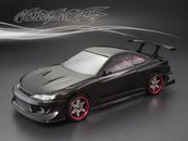 NISSAN GP SPORTS S15 SILVIA Finished PC Body RTR ( with light bucket)