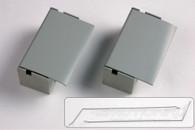 FMS 1400mm T-28 Main Landing Gear Housing Set - Gray