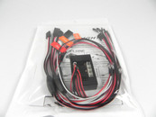 Ultra Bright LED Indicator Signal Light System For RC Car