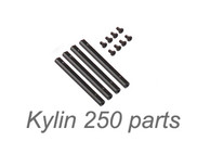 Kylin 250 frame post