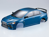 Killer Body 1/10 Mitsubishi Lancer Evolution X Finished Body (Blue)