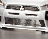 Killer Body Modified Mesh Air Intake Air intake mesh, diamond shape