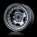 MST 102100FS Flat silver 236 wheel (+5) (4)