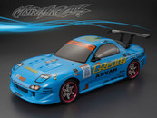1/10 MAZDA RX-7 PC BODY SHELL