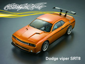 1/10 Dodge Challenger SRT8