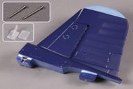 FMS 1700mm F4U SI103-Blue Vertical Stabilizer