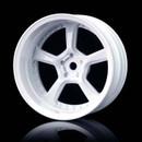 MST 102038W White Kairos wheel (+11) (4)