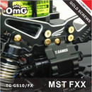T.Game Gold Screws Set - MST FXX-D