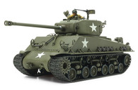 "Tamiya 1/35 U.S. Medium Tank M4A3E8 Sherman ""Easy Eight"" European Theater"