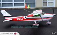 1400mm FMS Cessna 182 MK II RTF RC plane+ 2.4Ghz radio + Flap