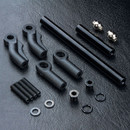 CMX/CFX  Alum. Steering link (black)