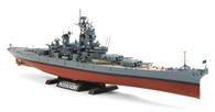 Tamiya 1/350 U.S. Battleship BB-63 Missouri (Circa 1991) [78029]