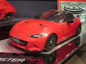 Tamiya 1/10 RC Body Set Mazda MX-5