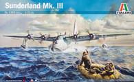 Italeri 1352 1/72 Sunderland Mk.III